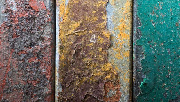ondergrond verf metaal