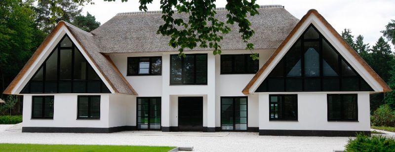 Spiksplinternieuw Grijze kleur in en rondom het huis | Onlineverf.nl TO-37