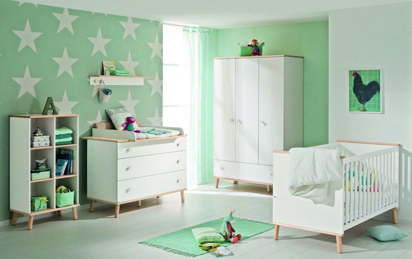 Figuren babykamer