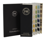 Farrow & Ball Kleurenkaart