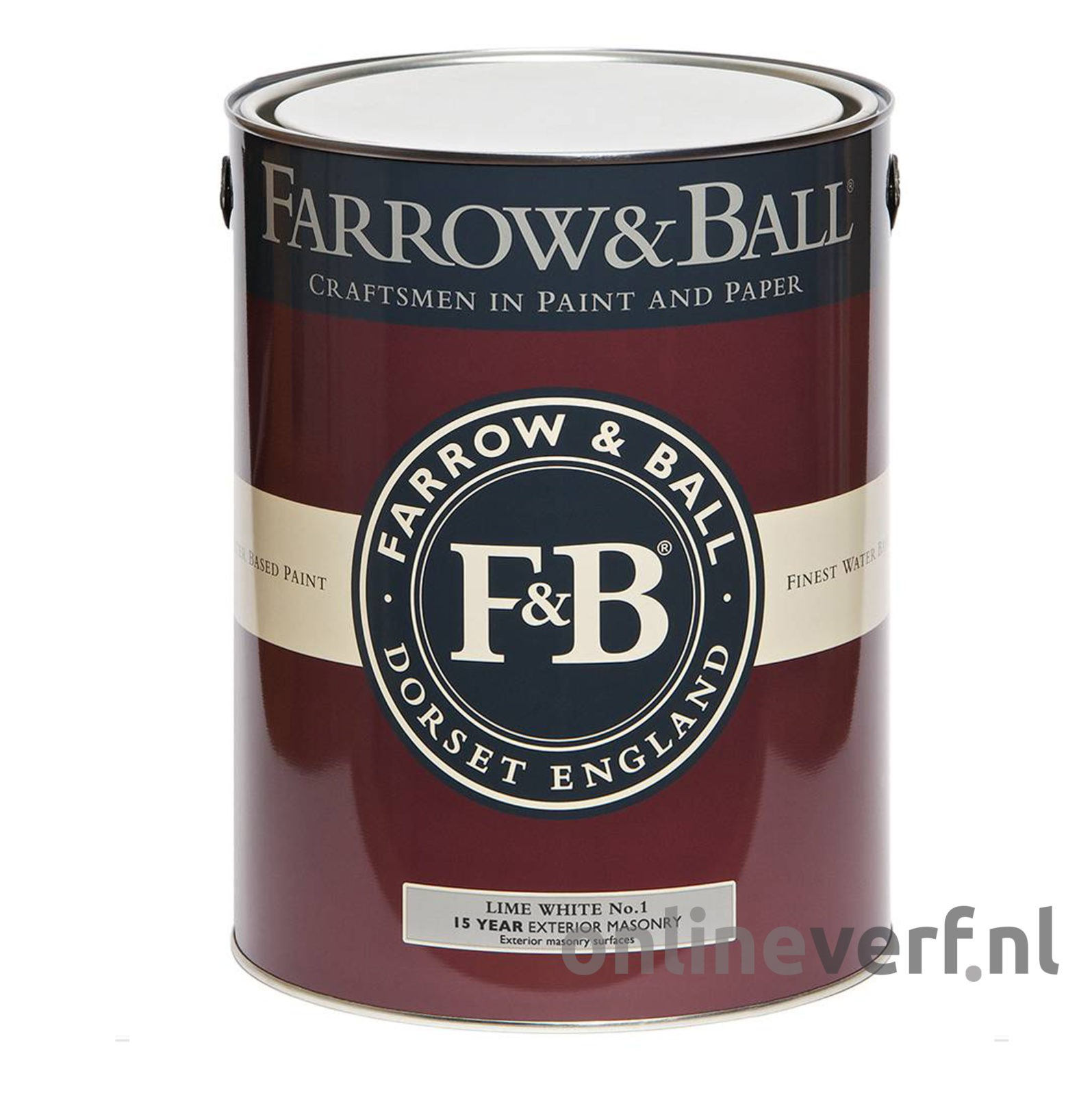 Farrow & Ball Exterior Masonry Paint