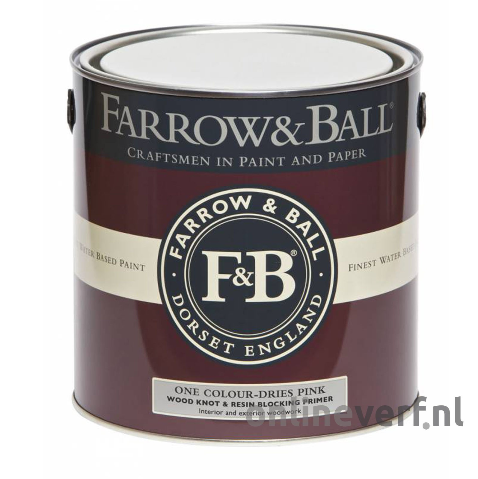 Farrow & Ball Wood Knot Resin Blocking Primer